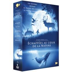 COFFRET JACQUES PERRIN - 6 DVD