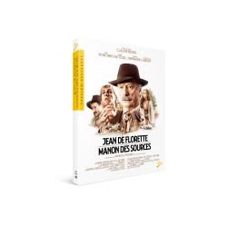 COFFERT MARCEL PAGNOL - JEAN DE FLORETTE/MANON DES SOURCES