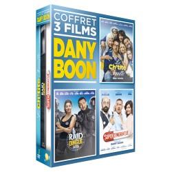 COFFRET DANY BOON  - CH'TITE FAMILLE (LA)/ RAID DINGUE/ SUPERCONDRIAQUE