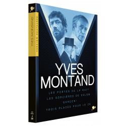COFFRET YVES MONTAND - 4 DVD