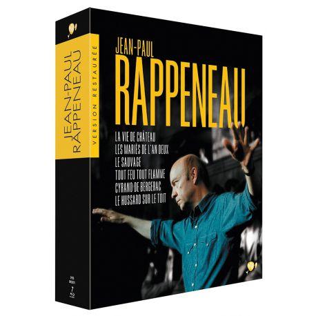 COFFRET JEAN-PAUL RAPPENEAU - 6 BLU-RAY + 1 DVD