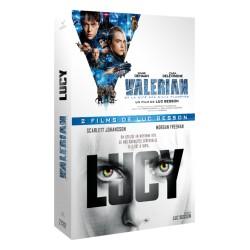 VALERIAN + LUCY - Cof 2 DVD