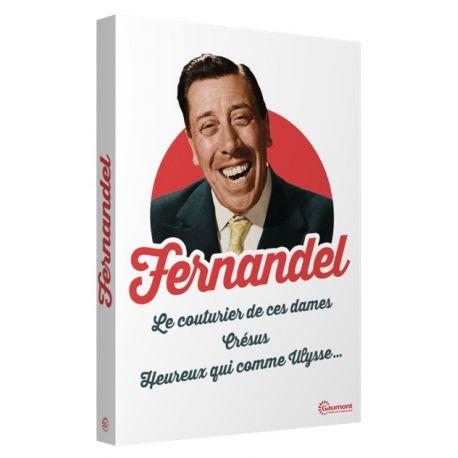 FERNANDEL - 3 DVD