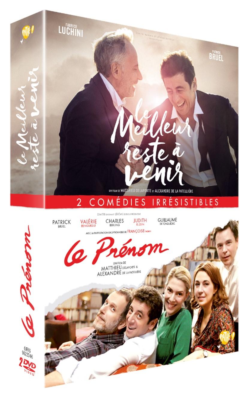 COFFRET MEILLEUR RESTE A VENIR (LE) /PRENOM