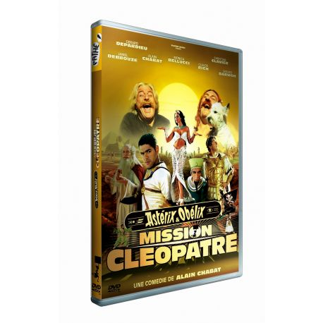 ASTERIX MISSION CLEOPATRE