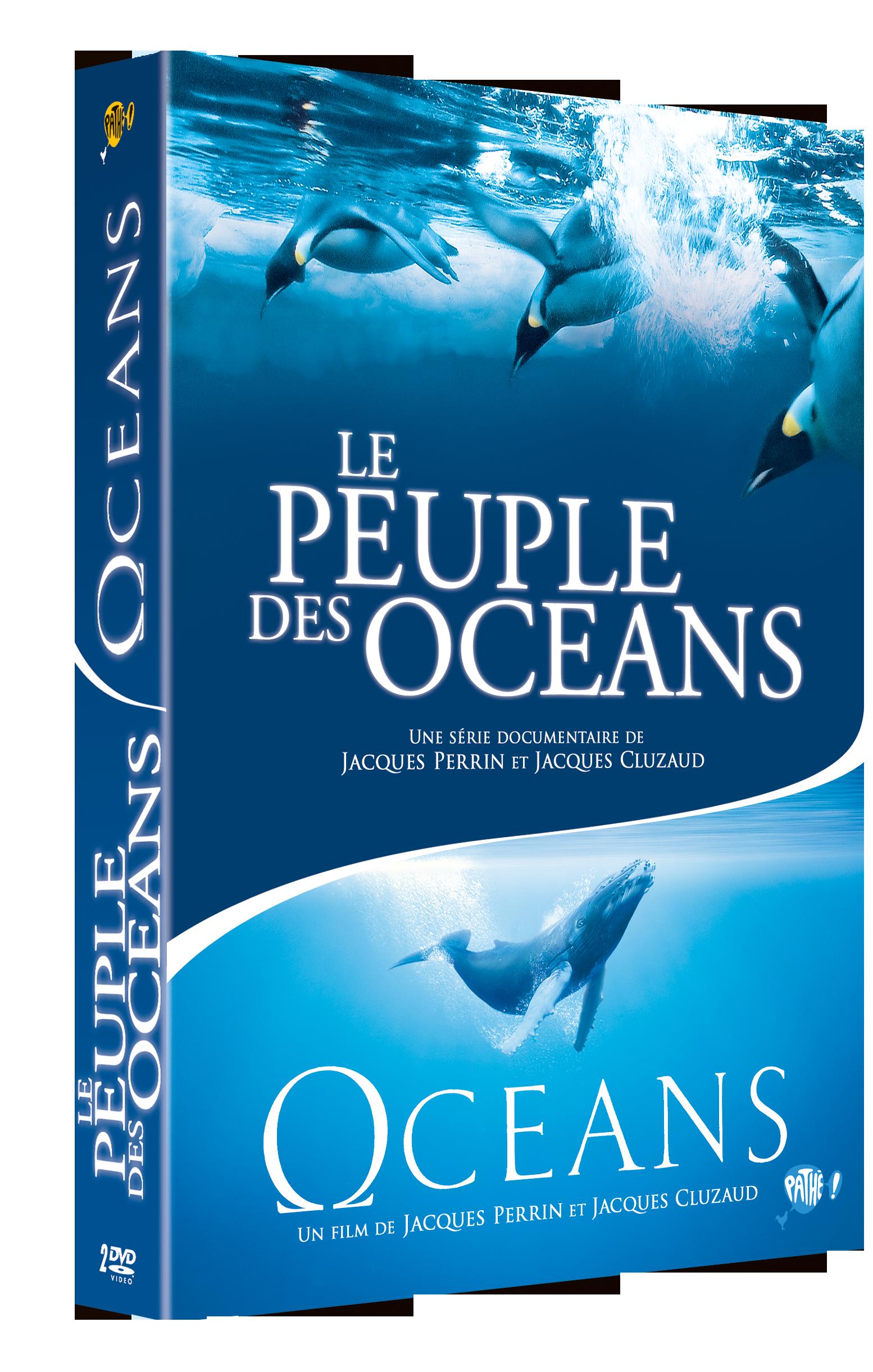 COFFRET PEUPLE DES OCEANS (LE)/OCEANS