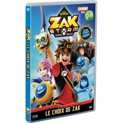 ZAK STORM -LE CHOIX DE ZAK DVD