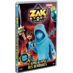 ZAK STORM - L'APOCALYPSE DES BERMUDES DVD