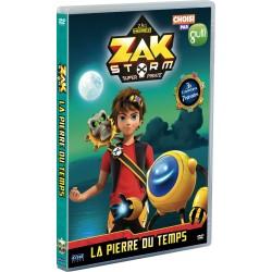 ZAK STORM - LA PIERRE DU TEMPS DVD