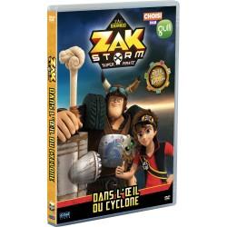 ZAK STORM - DANS L'ŒIL DU CYCLONE DVD