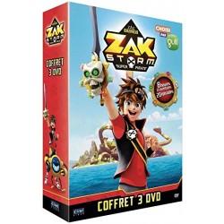 ZAK STORM - COFFRET 3 DVD