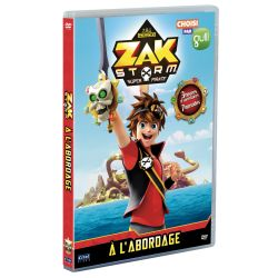 ZAK STORM - A L'ABORDAGE DVD