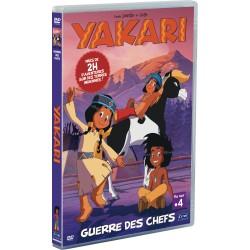 YAKARI : SAISON 5 - LA GUERRE DES CHEFS