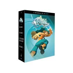 WAKFU - COFFRET INTEGRALE COLLECTOR - 12 DVD