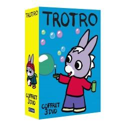 TROTRO - COFFRET 3 DVD - VOL. 4 + 5 + 6