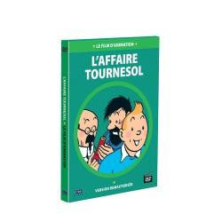 TINTIN AFFAIRE TOURNESOL LONG-METRAGE ANIMATION DVD