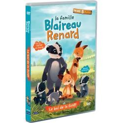 LA FAMILLE BLAIREAU RENARD : Vol.3 : Le bal de la forêt