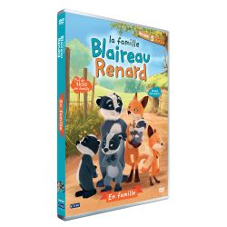 LA FAMILLE BLAIREAU RENARD : Vol.2 : En Famille