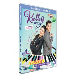 KALLY'S MASHUP Vol. 2 - COFFRET 5 DVD