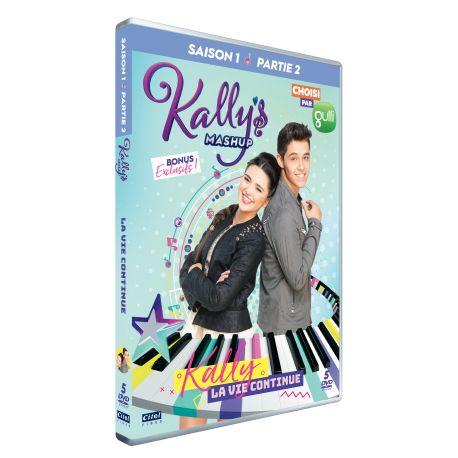 KALLY'S MASHUP Vol. 2 - COFFRET 5 DVD