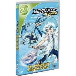 BEYBLADE BURST VOL.7 - DES CHASSEURS PROMETTEURS ! - 1 DVD