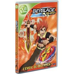 BEYBLADE BURST VOL.4 - L'EVEIL DE VALTRYEK - 1 DVD
