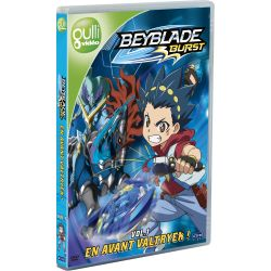 BEYBLADE BURST VOL.1 - EN AVANT VALTRYEK ! - 1 DVD