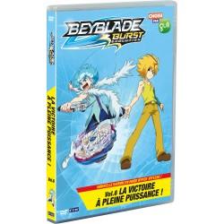 BEYBLADE BURST EVOLUTION - VOL.6 - LA VICTOIRE A PLEINE PUISSANCE ! - 1 DVD