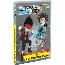 BEYBLADE BURST EVOLUTION - Vol.3 - A LA RECHERCHE DE SHU ! 1 DVD