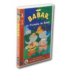 BABAR - LE TRIOMPHE DE BABAR - 1 DVD