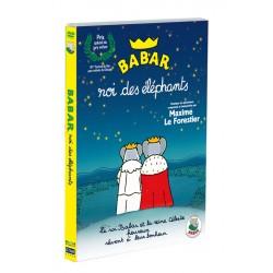 BABAR - BABAR ROI DES ELEPHANTS - 1 DVD