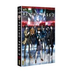 PSYCHO-PASS - SAISON 2 - EDITION LETALE BLU-RAY + DVD