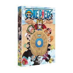 ONE PIECE DRESSROSA VOL1 - COFFRET 3 DVD