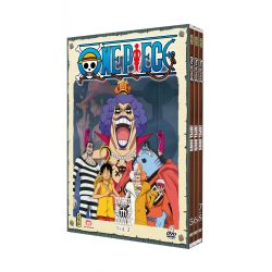 ONE PIECE - IMPEL DOWN VOL.2 - 4 DVD