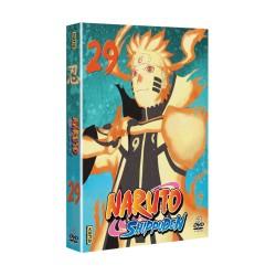NARUTO SHIPPUDEN VOL 29 - COFFRET 3 DVD