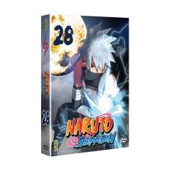 NARUTO SHIPPUDEN VOL 28 - COFFRET 3 DVD