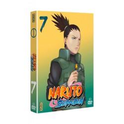 NARUTO SHIPPUDEN - VOLUME 7