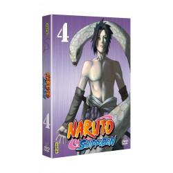 NARUTO SHIPPUDEN - VOLUME 4