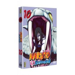 NARUTO SHIPPUDEN - VOLUME 10