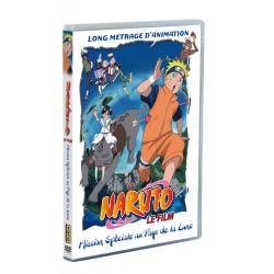 NARUTO : MISSION SPECIALE AU PAYS DE LA LUNE DVD