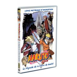 NARUTO : LA LEGENDE DE LA PIERRE DE GUELEL DVD