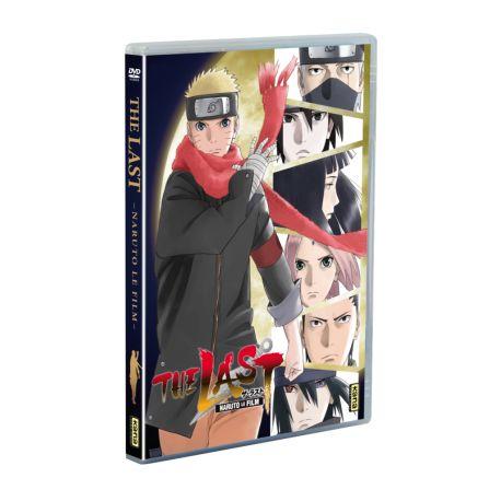 NARUTO - LE FILM : THE LAST DVD