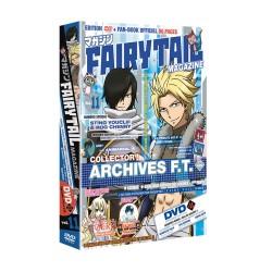 FAIRY TAIL MAGAZINE VOL.11 - COFFRET 1 DVD