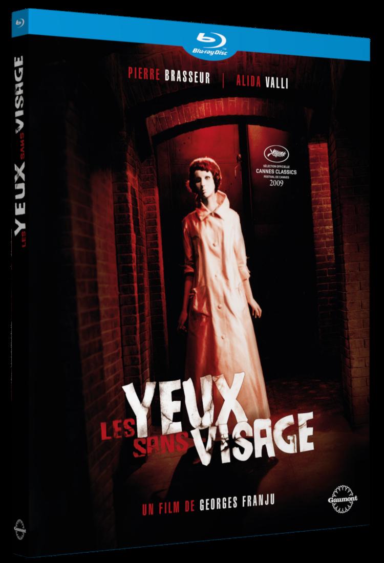 YEUX SANS VISAGE (LES) - BRD