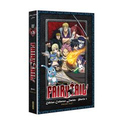 FAIRY TAIL INTEGRALE PARTIE 2 - EDITION COLLECTOR LIMITEE A4