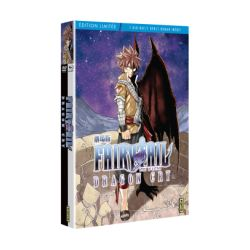 FAIRY TAIL DRAGON CRY LE FILM - COMBO DVD + BLURAY