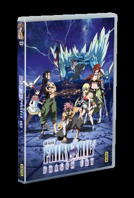 FAIRY TAIL DRAGON CRY LE FILM - 1 DVD
