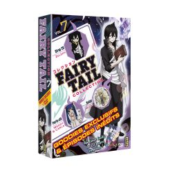 FAIRY TAIL COLLECTION VOL.7 - COFFRET 1 DVD