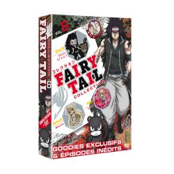 FAIRY TAIL COLLECTION VOL.6 - COFFRET 1 DVD