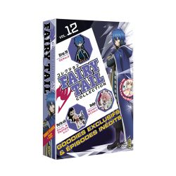 FAIRY TAIL COLLECTION VOL.12 - COFFRET 1 DVD
